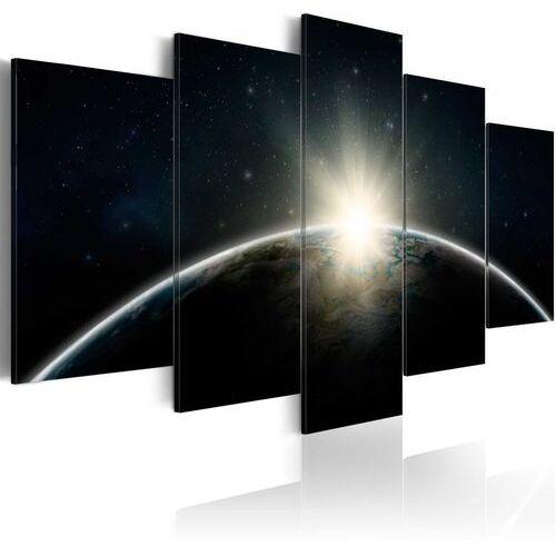 Obraz - Niebieska planeta - Ziemia