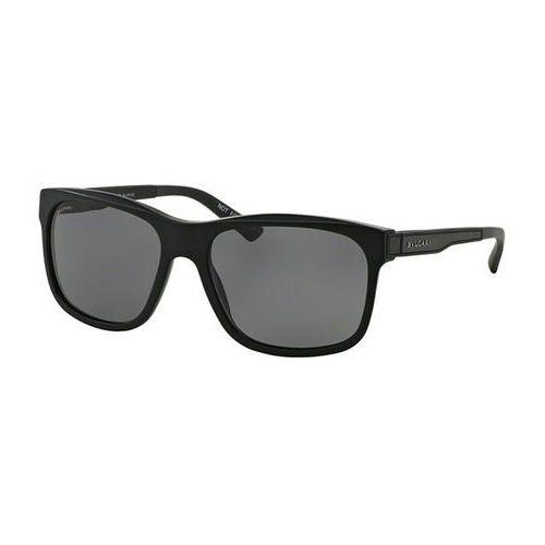 Okulary słoneczne bv7024f asian fit polarized 531381 marki Bvlgari
