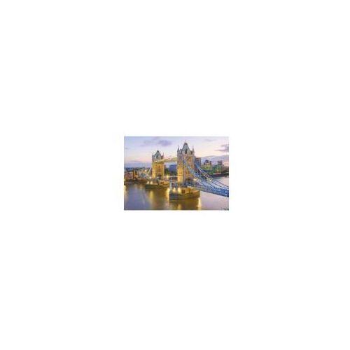 1000 el. tower bridge - poznań, hiperszybka wysyłka od 5,99zł! marki Clementoni
