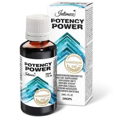 Potency Power krople mocno pobudzające