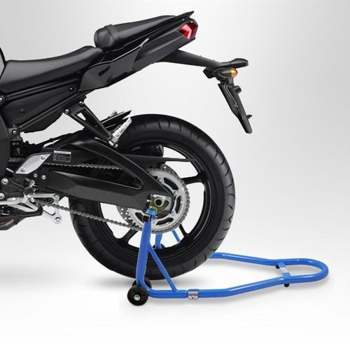 Eu-trade Stojak stojaki podnośniki uchwyty do motocykla zestaw przód tył 250kg