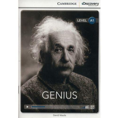 Genius. Cambridge Discovery Education Interactive Readers (z kodem) (2014)