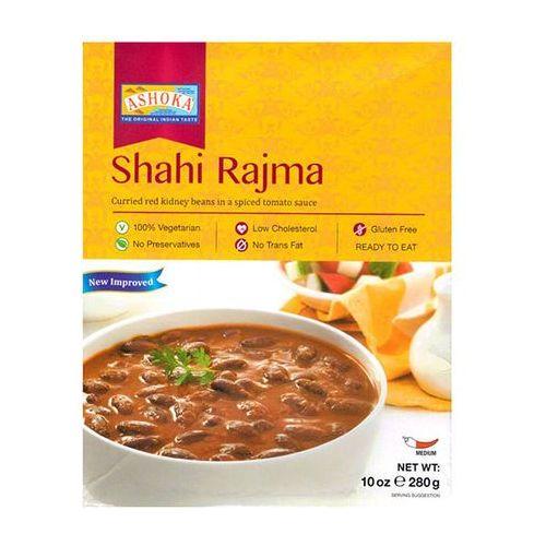 Ashoka Shahi rajma fasola czerwona w sosie pomidorowym 280g. Najniższe ceny, najlepsze promocje w sklepach, opinie.