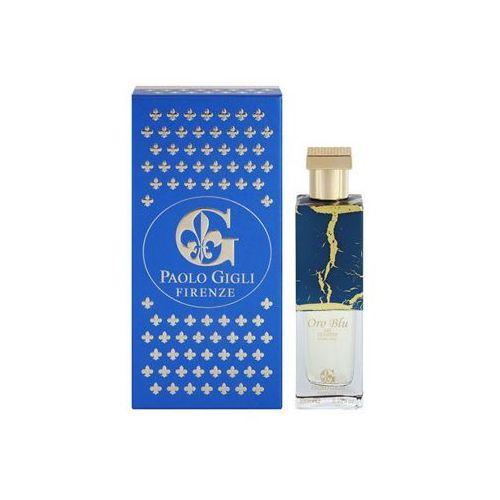 oro blu woda perfumowana unisex 100 ml + do każdego zamówienia upominek. marki Paolo gigli