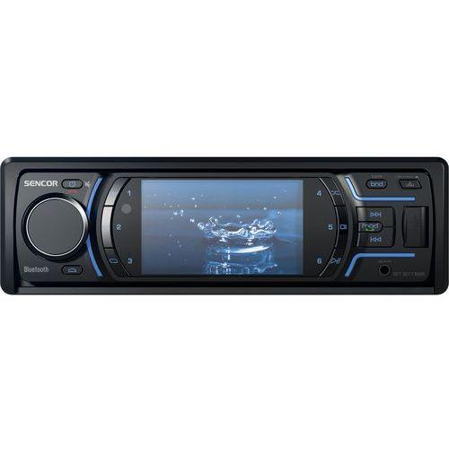 Radioodtwarzacz samochodowy sct 8017bmr marki Sencor