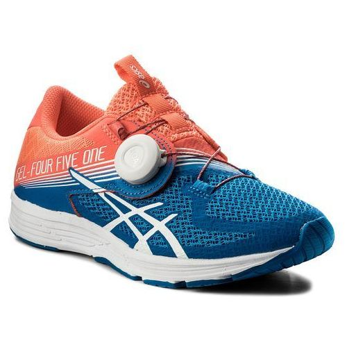 Asics Buty - gel-451 t874n flash coral/white/directoire blue 0601