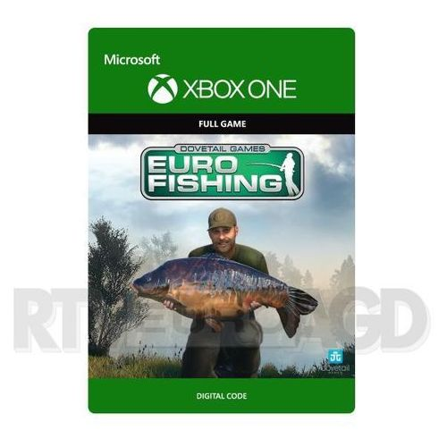 Dovetail Games Euro Fishing (Xbox One)