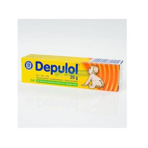 Żel Depulol żel 20 g