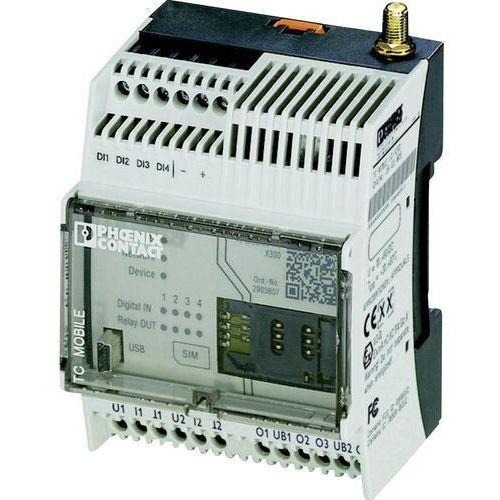 Moduł GSM 12 V/DC, 60 V/DC Phoenix Contact TC MOBILE I/O X200 2903805