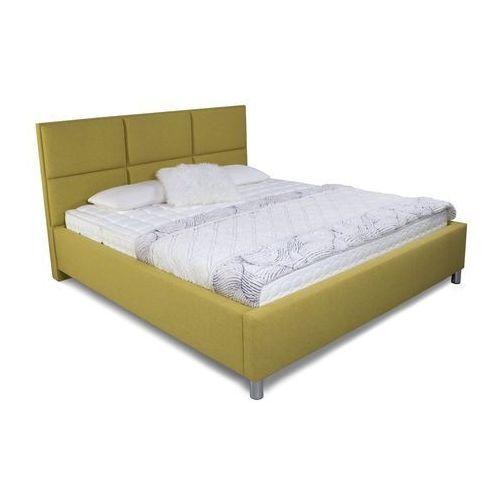 viva - łóżko tapicerowane 120x200 gr.2 cm marki Dlaspania