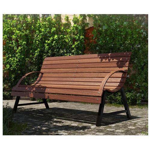 Ławka ogrodowa retro Wagris 180 cm, kontoSBM-6867236903