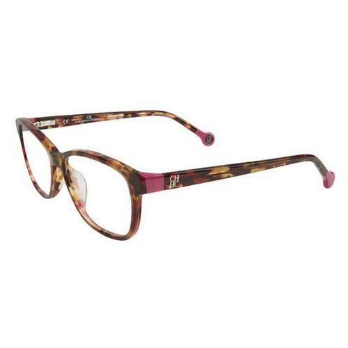 Okulary korekcyjne vhe679 01gq marki Carolina herrera