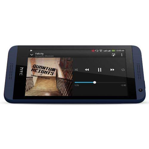 HTC Desire 610 8GB Niebieski Gwarancja 36M - Niebieski \ 2 lata na terenie całego kraju + polskie menu + bez sim locka, kup u jednego z partnerów