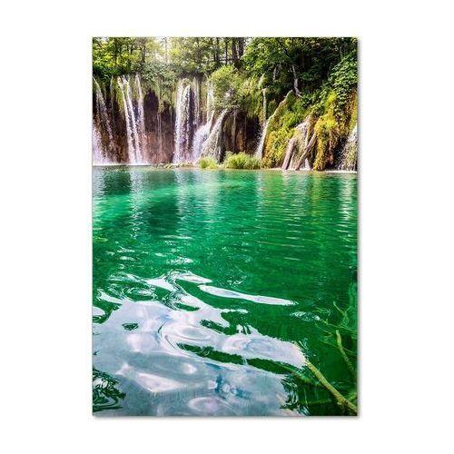 Foto obraz na szkle Jeziora Plitwickie