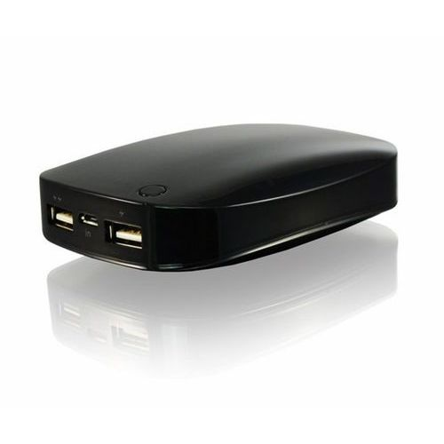 NonStop PowerBank EkkoXL Czarny 7800mAh Samsung - 7800 mAh Samsung \ Czarny