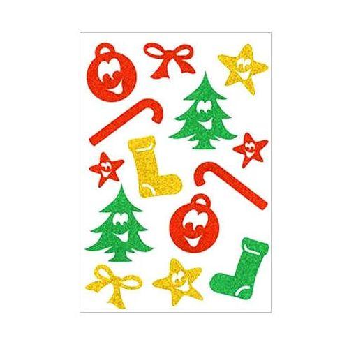 Herma Naklejki  magic 3728 świąteczne motywy brokat