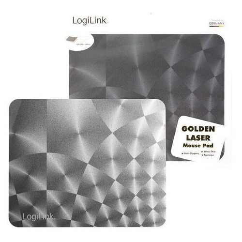 Podkładka golden laser aluminium (id0145) darmowy odbiór w 21 miastach! marki Logilink