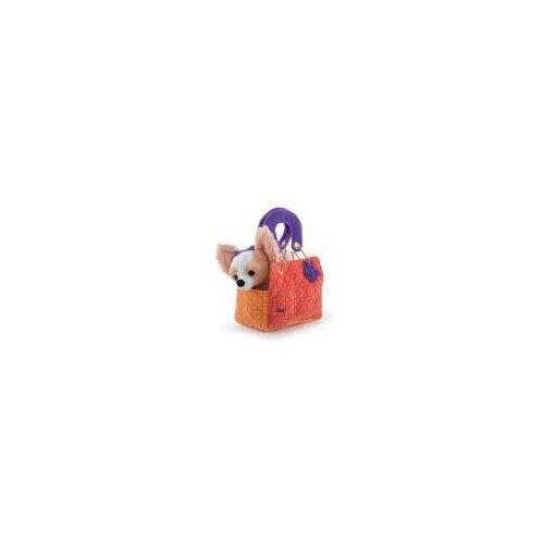 Maskotka w torebce pies chihuahua orange marki Trudi