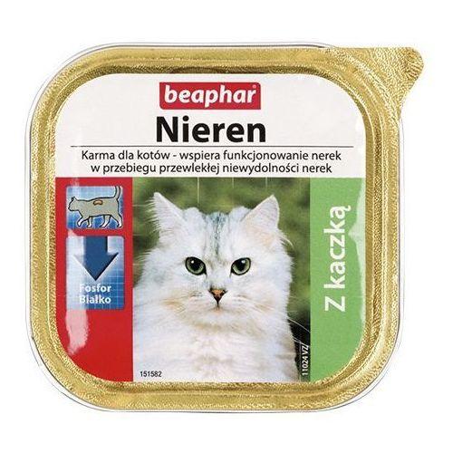 NIEREN DIET ENTE 100g karma dla kotów z niewydolnościa nerek z kaczką