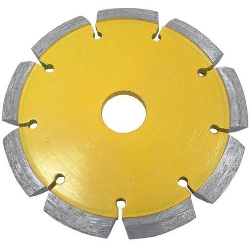 Tarcza do frezowania pęknięć DEDRA H1267 115/22.2 typ V diamentowa + DARMOWY TRANSPORT! (5902628812674)