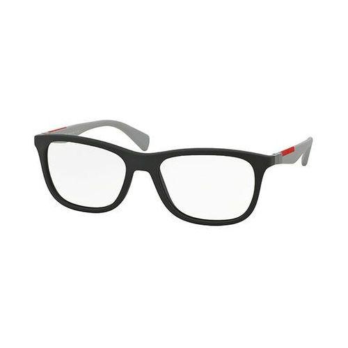 Prada linea rossa Okulary korekcyjne ps04fv tfz1o1