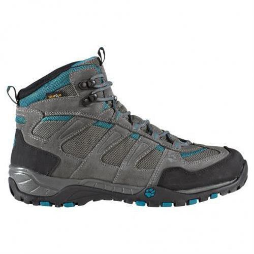 Jack wolfskin Buty trail cage texapore - baltic blue (4052936191129)