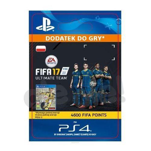 FIFA 17 4600 Punktów [kod aktywacyjny] (0000006200036)