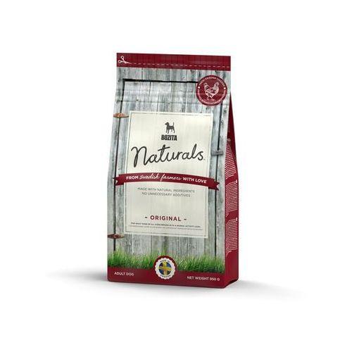 Bozita naturals adult original szwedzka sucha karma dla psów 950 g (7311030134126)