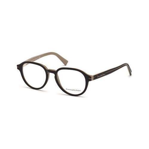 Okulary Korekcyjne Ermenegildo Zegna EZ5043 056 z kategorii Okulary korekcyjne
