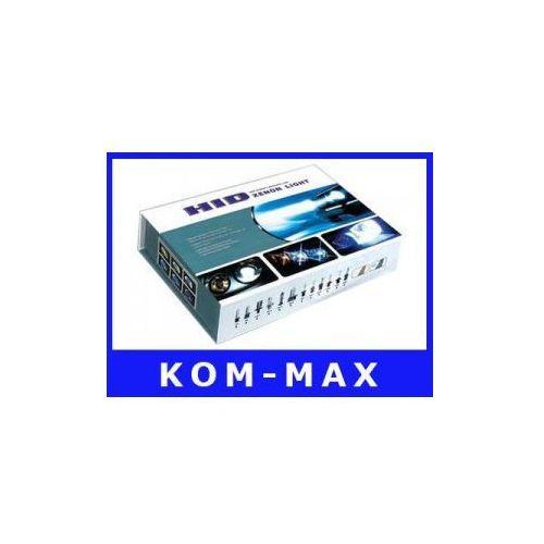 Zestaw hid xenon kit h7 6000k 35w komplet marki Kom-max