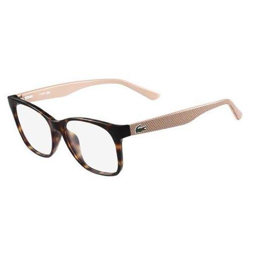 Okulary korekcyjne  l2767 214 marki Lacoste
