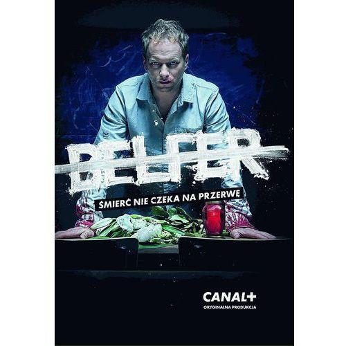 Agora Belfer (dvd) - łukasz palkowski (9788326825408)