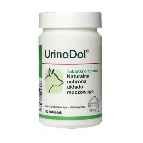 DOLFOS UrinoDol Dog prep. dla psów wspomagający prawidłowe FUNKCJE UKŁADU MOCZOWEGO, 60tabletek - produkt z kategorii- Witaminy dla kotów