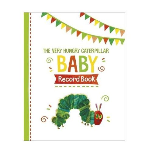 Very Hungry Caterpillar Baby Record Book (9780141367958)