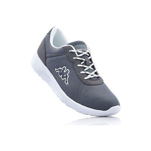 Sneakersy Kappa bonprix antracytowy, 1 rozmiar