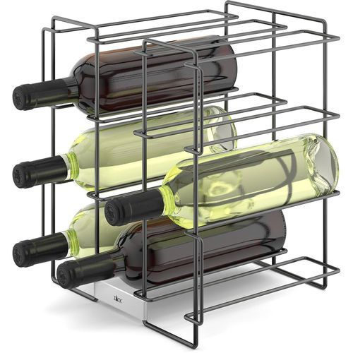 Stojak na 12 butelek wina bacca (20572) marki Zack