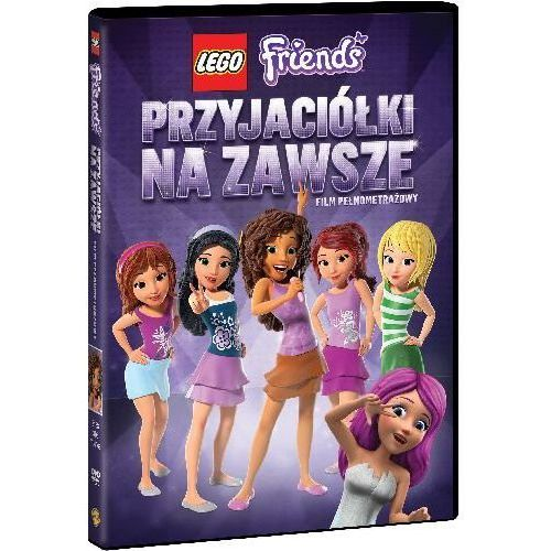 Film lego® friends: przyjaciółki na zawsze marki Galapagos