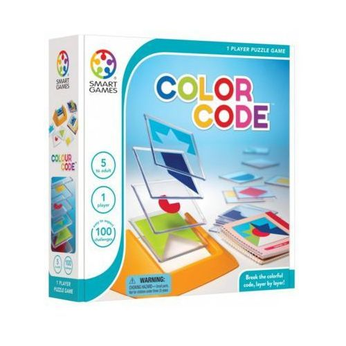 Artyzan Smart games kolorowy kod - darmowa dostawa od 199 zł!!!