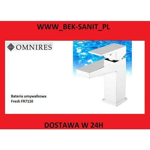 Bateria Omnires Omnires fresh fr7110 bateria umywalkowa, sztorcowa. FR7110