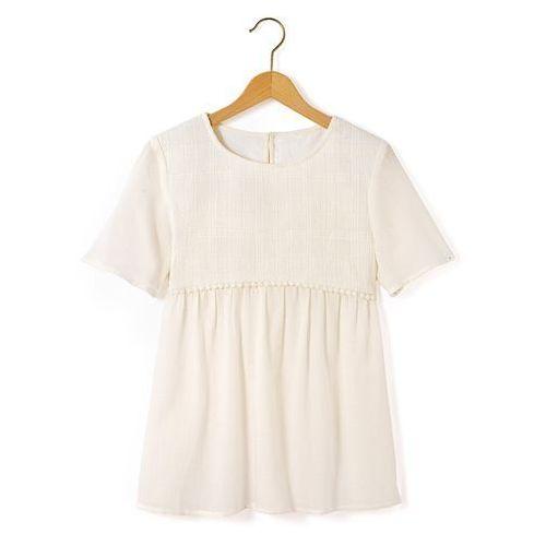 Bluzka z krótkim rękawem, haftowana 10-16 lat, marki R essentiel