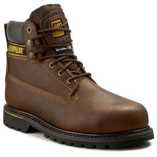 Trapery CATERPILLAR - Holton 708025 Dark Brown, kolor brązowy