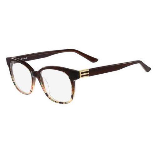 Etro Okulary korekcyjne et 2606 211