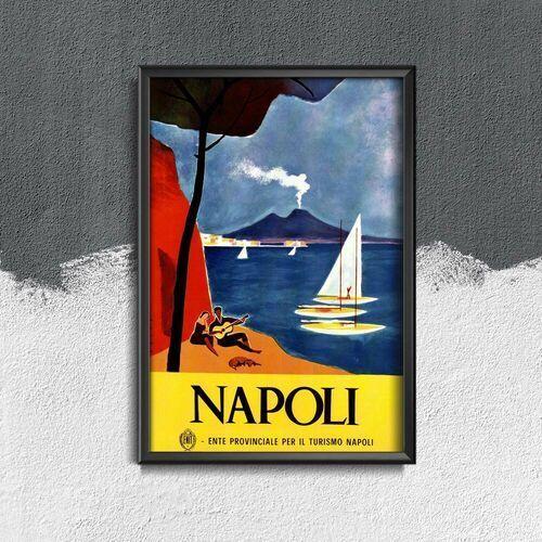 Plakat na ścianę Plakat na ścianę Włochy Neapol