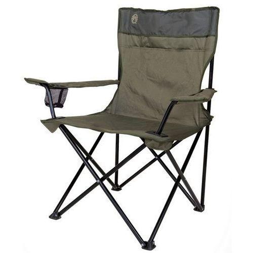 Krzesło rozkładane COLEMAN Standard Quad Zielony + DARMOWY TRANSPORT!