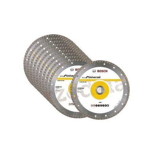 Tarcza diamentowa BOSCH ECO for Universal Turbo 10szt. (2608615048) + DARMOWY TRANSPORT! (3165140857253)