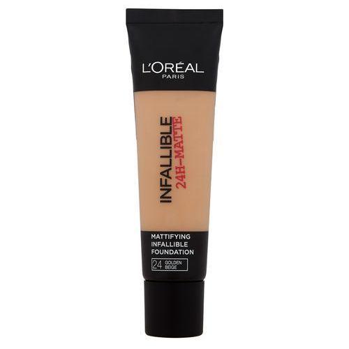 - infallible podkład 24 golden beige marki L'oréal paris