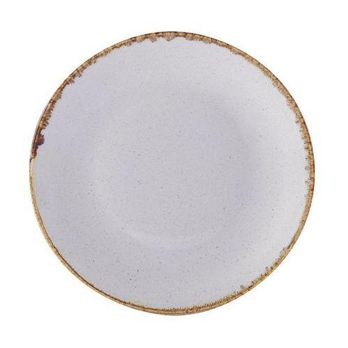 Porland - porcelana gastronomiczna Talerz płytki ashen