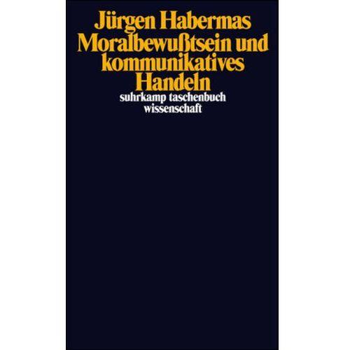 Moralbewußtsein und kommunikatives Handeln (9783518280225)