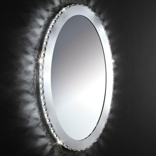 Lustro z oświetleniem toneria - 51 cm, 93948 marki Eglo stars of light
