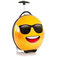 Walizka ultra lekka - emotikony sunglasses marki Heys